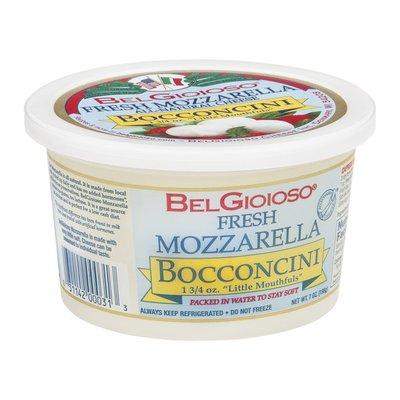 BelGioioso Fresh Mozzarella Cheese, Bocconcini, Cup