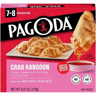 Pagoda Crab Rangoon