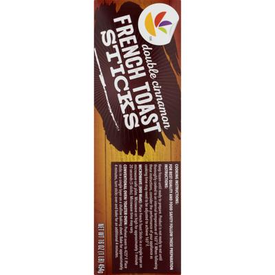 SB French Toast Sticks, Cinnamon