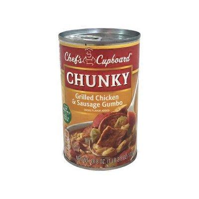 Chef's Cupboard Chicken Sausage Gumbo