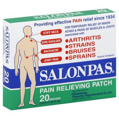 Salonpas Pain Relief Patch