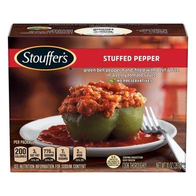 Stouffer's Stouffer's Stuffed Pepper Frozen Dinner