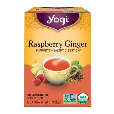 Yogi Tea Raspberry Ginger Tea