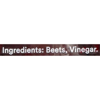 Love Beets Mild Vinegar Beets