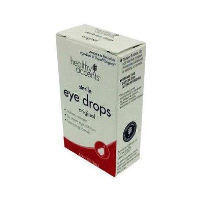 Healthy Accents Reg Eye Drops