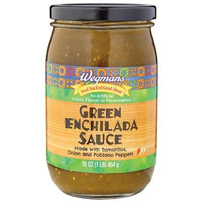 Wegmans Green Enchilada Sauce