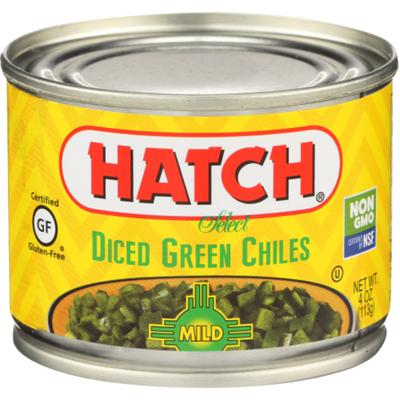 Hatch Diced Green Chili Mild
