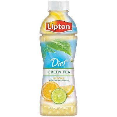 Lipton Diet Green Tea with Citrus Iced Tea