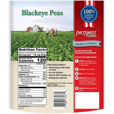 Pictsweet Farms Blackeye Peas