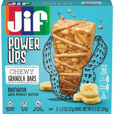 Jif Snack Bar