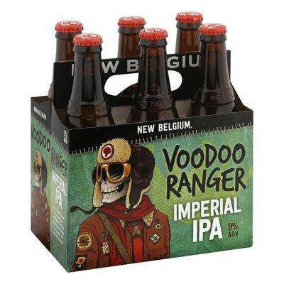 Voodoo Ranger Imperial IPA Rampant Imperial IPA, Bottles