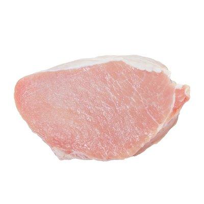 Smithfields Boneless Pork Loin Center Cut Chops