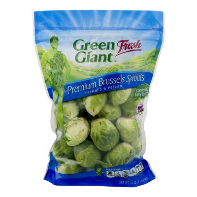 Fresh Premium Brussels Sprouts