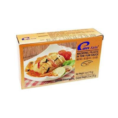 Panasia Mackerel Fillets in Tom Yum Sauce