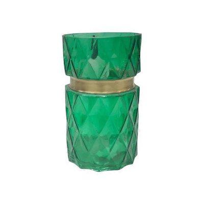 Dl Fscn Banded Vase