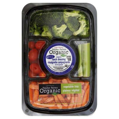 Taylor Farms Vegetable Tray, Organic