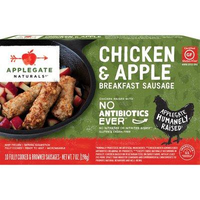 Applegate Natural Chicken & Apple Breakfast Sausage