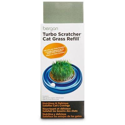 Bergan Turbo Scratcher Cat Grass Refill