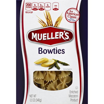 Mueller's Bowties