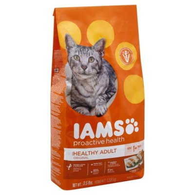 IAMS Proactive Health Healthy Adult Cat Food with Chicken