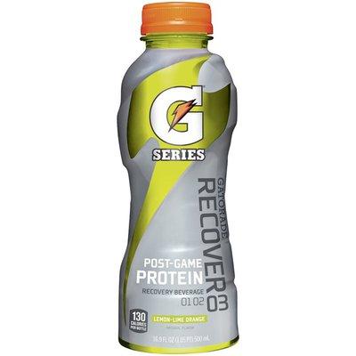 Gatorade G Series Recover Lemon-Lime Orange Energy Drink