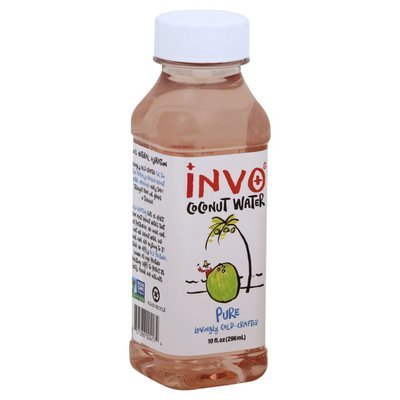 Invo Coconut Water, Pure