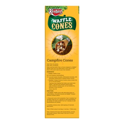 Keebler - Cones Ice Cream Cones Original