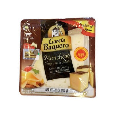 Garcia Baquero Premium Slices Manchego Cheese