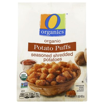 O Organics Organic Seasoned Shredded Potatoes Puffs