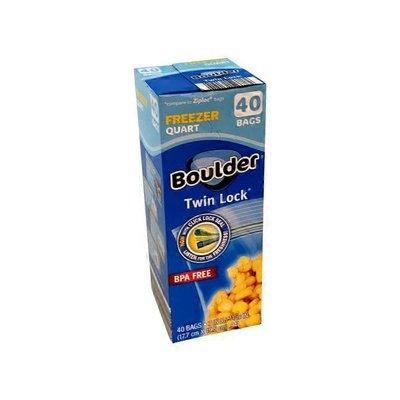 Boulder Freezer Twin Lock Bags