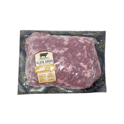 Choice Black Angus Beef for Carne Picada