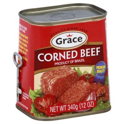 Grace & I Corned Beef