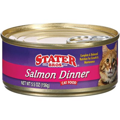 Stater Bros. Markets Salmon Dinner Cat Food