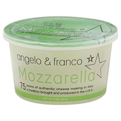 Angelo & Franco Mozzarella