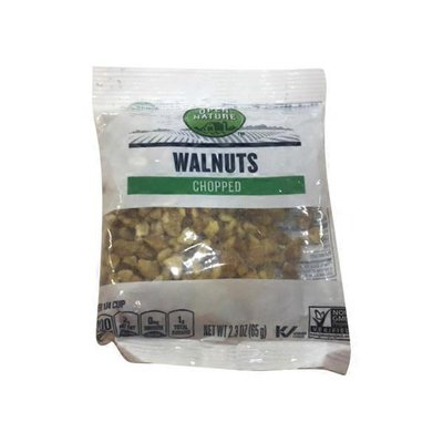 Open Nature Chopped Walnuts
