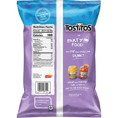 Tostitos Scoops Party Size Tortilla Chips