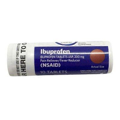 Safeway Ibuprofen, USP, 200 mg, Tablets