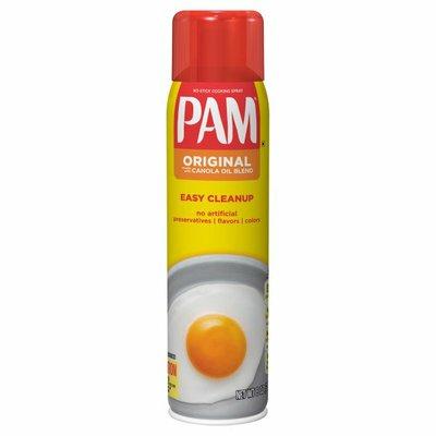 Pam Original Canola Oil Blend Cooking Spray