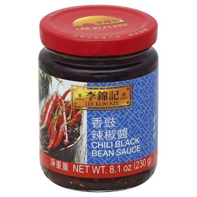 Lee Kum Kee Black Bean Sauce, Chili