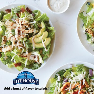 Litehouse Chunky Blue Cheese Dressing & Dip
