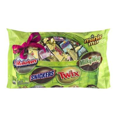 Milky Way Mars Minis Mix Variety Pack