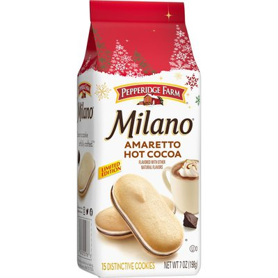 Pepperidge Farm®  Milano® Amaretto Hot Cocoa Cookies