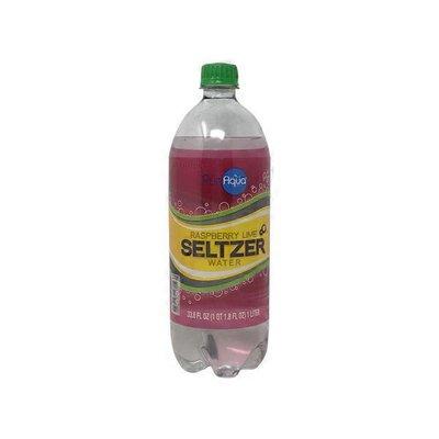 PurAqua Raspberry Lime Seltzer