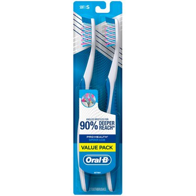 Oral-B Pro-Health Superior Clean Toothbrush, Manual Oral Care