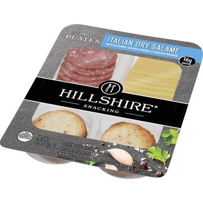 Hillshire Farm Hillshire Snacking Small Plates, Italian Dry Salami and Gouda Cheese, Single Serve