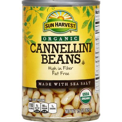 Sun Harvest Cannellini Beans