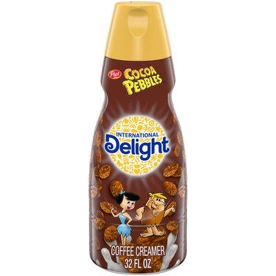 International Delight Cocoa PEBBLES Coffee Creamer