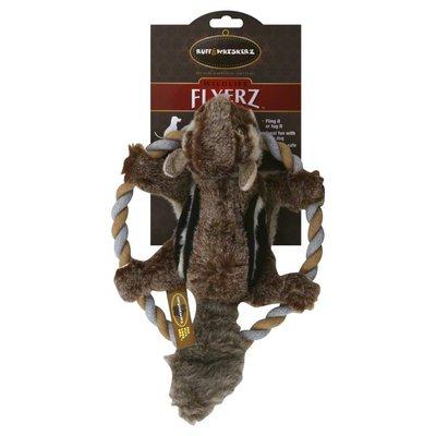 Ruff & Whiskerz Dog Toy, Wildlife Flyerz