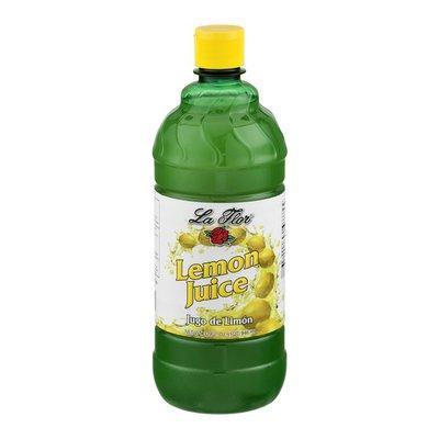 La Flor Lemon Juice
