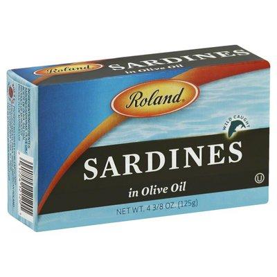 Roland Foods Sardines, in Olive Oil